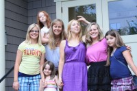 The Girls, Ashland, August 2012.