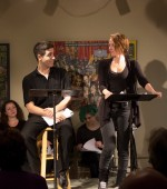 Rob Gagnon and Kristin Battersby, THE BIG MEAL