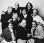 The cast of MOTHER HICKS